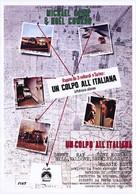 The Italian Job - Italian Movie Poster (xs thumbnail)