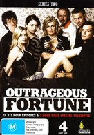 """Outrageous Fortune"" - Australian DVD movie cover (xs thumbnail)"
