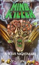 Mindkiller - British VHS movie cover (xs thumbnail)