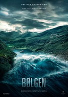 Bølgen - Norwegian Movie Poster (xs thumbnail)