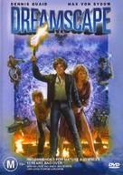 Dreamscape - Australian DVD cover (xs thumbnail)