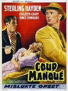 The Killing - Belgian Movie Poster (xs thumbnail)