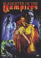La strage dei vampiri - Movie Cover (xs thumbnail)