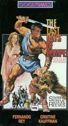 Ultimi giorni di Pompei, Gli - Movie Cover (xs thumbnail)