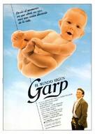 The World According to Garp - Spanish Movie Poster (xs thumbnail)