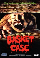 Basket Case - German DVD movie cover (xs thumbnail)