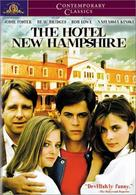 The Hotel New Hampshire - DVD movie cover (xs thumbnail)