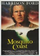 The Mosquito Coast - Italian Movie Poster (xs thumbnail)