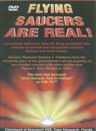 UFO's Are Real - DVD cover (xs thumbnail)