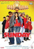 Sunday - Indian poster (xs thumbnail)