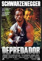 Predator - Spanish Movie Poster (xs thumbnail)