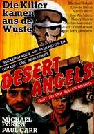 The Dirt Gang - German Movie Poster (xs thumbnail)