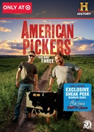 """""""American Pickers"""" - DVD movie cover (xs thumbnail)"""