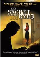 El secreto de sus ojos - DVD movie cover (xs thumbnail)