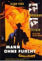 Jubal - German Movie Poster (xs thumbnail)