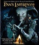 El laberinto del fauno - Blu-Ray movie cover (xs thumbnail)