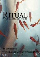 Ritual - A Psychomagic Story - Italian Movie Poster (xs thumbnail)