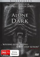 Alone in the Dark - Australian Movie Cover (xs thumbnail)