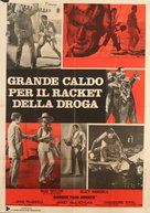 Darker Than Amber - Italian Movie Poster (xs thumbnail)
