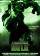 The Incredible Hulk - French Movie Cover (xs thumbnail)