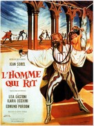 L'uomo che ride - French Movie Poster (xs thumbnail)