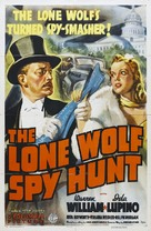 The Lone Wolf Spy Hunt - Movie Poster (xs thumbnail)