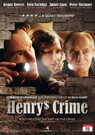 Henry's Crime - Danish DVD movie cover (xs thumbnail)