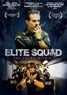 Tropa de Elite 2 - O Inimigo Agora É Outro - DVD movie cover (xs thumbnail)