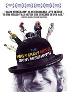 Saint Misbehavin': The Wavy Gravy Movie - DVD cover (xs thumbnail)