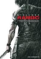 Rambo - Swedish poster (xs thumbnail)
