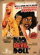Black Devil Doll - German DVD movie cover (xs thumbnail)
