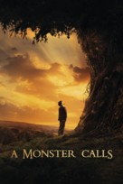 A Monster Calls - Finnish Movie Cover (xs thumbnail)