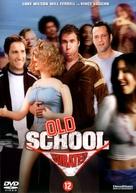 Old School - Dutch DVD movie cover (xs thumbnail)