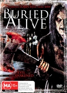 Buried Alive - Australian Movie Cover (xs thumbnail)