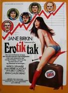 Catherine et Cie - Danish Movie Poster (xs thumbnail)