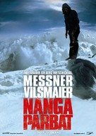Nanga Parbat - German Movie Poster (xs thumbnail)