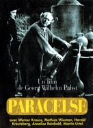 Paracelsus - French Movie Cover (xs thumbnail)