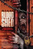 Blood Shed - Movie Poster (xs thumbnail)