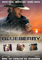 Blueberry - Italian Movie Poster (xs thumbnail)