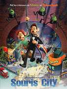 Flushed Away - French Movie Poster (xs thumbnail)