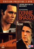 Donnie Brasco - French DVD movie cover (xs thumbnail)