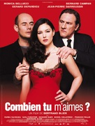Combien tu m'aimes? - French Movie Poster (xs thumbnail)