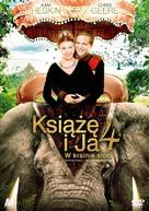 The Prince and Me 4 - Polish DVD cover (xs thumbnail)