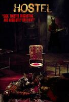 Hostel - DVD cover (xs thumbnail)