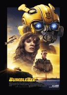 Bumblebee - Finnish Movie Poster (xs thumbnail)