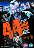 44 Inch Chest - British DVD movie cover (xs thumbnail)