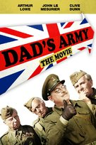 Dad's Army - British Movie Cover (xs thumbnail)