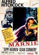 Marnie - Italian Movie Poster (xs thumbnail)