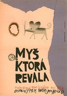 The Mouse That Roared - Slovak Movie Poster (xs thumbnail)