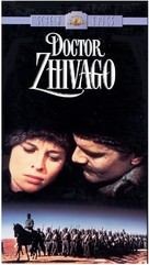 Doctor Zhivago - VHS movie cover (xs thumbnail)